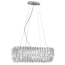 <strong>EGLO</strong> Drifter 8 Light Chandelier