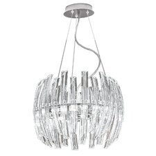 Drifter 6 Light Chandelier