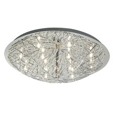 Cromer 12 Light Flush Mount