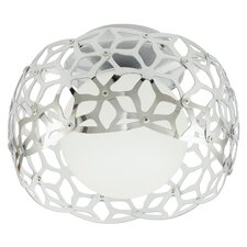 Oxana 1 Light Flush Mount