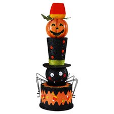 Halloween Stacked Display Figurine