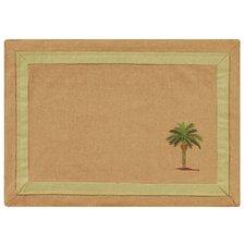 Cabana Palm Placemat (Set of 12)