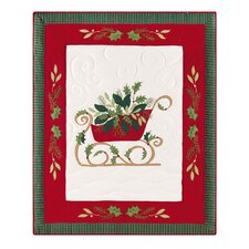 <strong>C & F Enterprises</strong> Through The Woods Quilted Cotton Throw