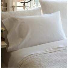 <strong>Taylor Linens</strong> Tailored Pinefore Pillowcase Set