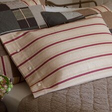 Homespun Standard Pillowcase