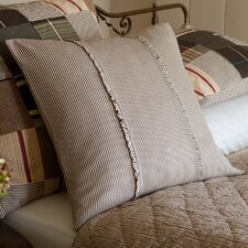 Farmhouse Stripe Porch Pillow