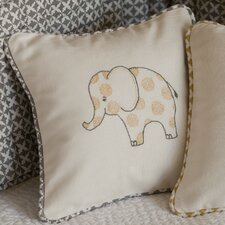 <strong>Taylor Linens</strong> Elephant Pillow