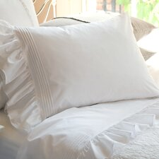 <strong>Taylor Linens</strong> Margaret Cotton Pillowcase