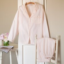 Petal Ruffled Pajama Set
