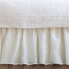 Linen Voile Bed Skirt