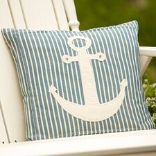 Montauk Anchor Pillow