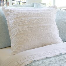 Ruffle Cotton Sham