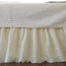 <strong>Taylor Linens</strong> Tucked Linen Bed Skirt