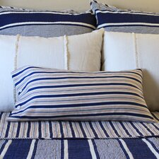 Nautical Nantucket Lumbar Pillow