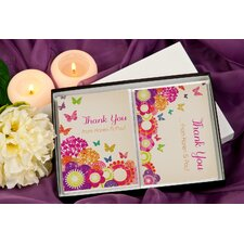 Personalized Thank You Card Stationery Set