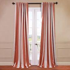 Savannah Blackout Curtain Single Panel