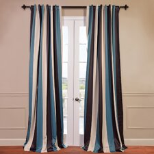 <strong>Half Price Drapes</strong> Key Largo Blackout Curtain Single Panel