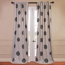 Kabuchi Blackout Curtain Single Panel