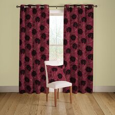 Cappella Lined Curtains with Eyelet Heading