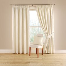 Orleans Lined Curtains with Pencil Heading