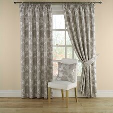 Medici Pencil Heading Curtains