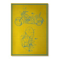 Motorcycle Graphic Art