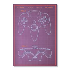 Joystick Graphic Art