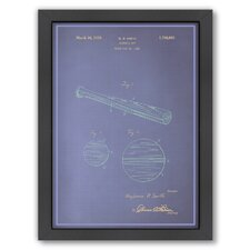 <strong>Americanflat</strong> Baseball Bat Framed Art