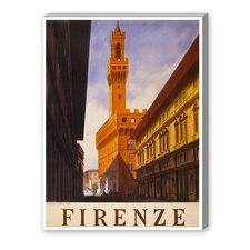 Firenze Graphic Art on Canvas