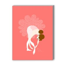 Ballerina Slippers Graphic Art