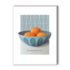 CathrineHolm Oranges Graphic Art