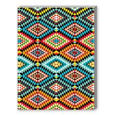 Tribal African Fabric Pattern Graphic Art