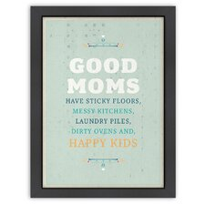 <strong>Americanflat</strong> Inspirational Quotes Good Moms Poster