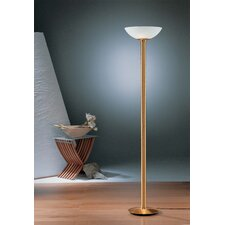 3 Light Tall Torchiere Floor Lamp