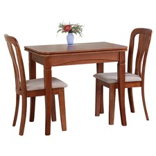 Windsor House 3 Piece Extendable Dining Set I