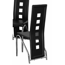 Glass Siena Dining Chair