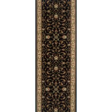<strong>Rivington Rug</strong> Brilliant Frisco Black Rug