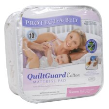 <strong>Protect-a-Bed</strong> Quiltguard Mattress Protector