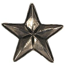 "<strong>Anne at Home</strong> Curiosities 2"" Star Knob"