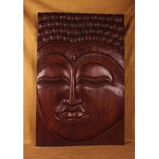Meditative Buddha Panel
