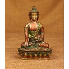 Brass Series Buddha Medicine Figurine
