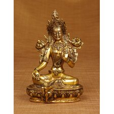 <strong>Miami Mumbai</strong> Brass Series Tara Figurine