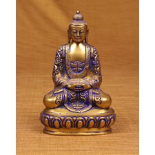 Brass Series Chinese Buddha Statue