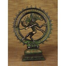 Brass Series Nataraja Figurine