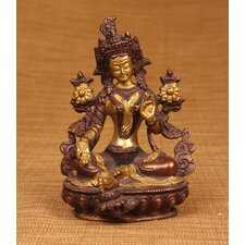 Brass Series Tara Figurine
