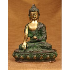 Brass Series Buddha Figurine