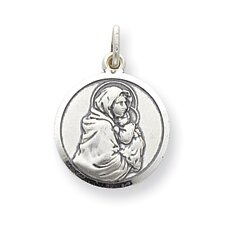 Our Lady of Sorrows Medal Charm