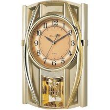 Siegen Musical Pendulum Wall Clock