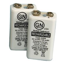 ProMed 9V Rechargeable Battery