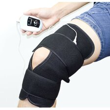 Electrical Knee Stimulator Dressing Aid with Knee Wrap for Pain